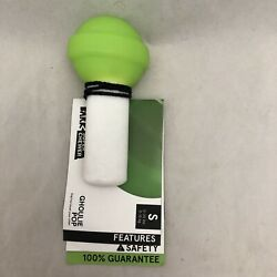 Bark Box Halloween Super Chewer Dog Toy Ghoulie Pop Apple Scented Small NEW $15.68