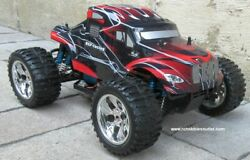 RC Brushless Electric Truck 1 10 Scale PRO TOP2 11.1 LIPO 1 Yr Warranty C $306.97