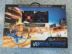 Quadrone Racers Obstacle Racing Course 2 Exclusive Drones Ages 10 $35.99