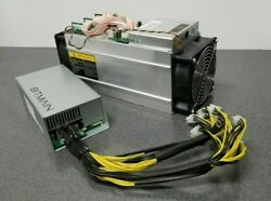 BITMAIN ANTMINER S9 BITCOIN MINER 13.5 TH s With Power Supply $600.00