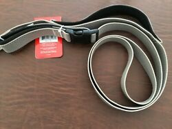 Dog leashes Kong comfort padded handle hands free 6 ft. leash Grey MISSING LOGO $17.99