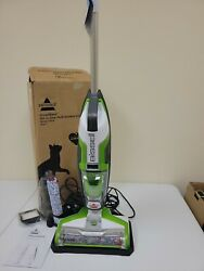 BISSELL Crosswave Floor and Carpet Cleaner With Wet dry Vacuum 1785A read descr $94.99