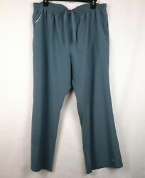 C9 by Champion Activewear pants Womens Gray Lightweight Zip Pockets Size XL $15.50