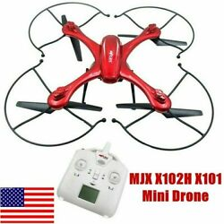 MJX X102H X101 Drone Mini Pocket RC Quadcopter 2.4Ghz 4CH ALTITUDE HOLD MODE US $13.99