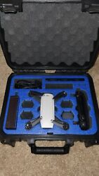 DJI Spark Drone With GPC Hardcase amp; Accessories FREE SHIPPING $330.00