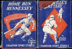Charles Lawton Champion Sport Stories: Home Run Hennessey 1 With D J#x27;s $8.99