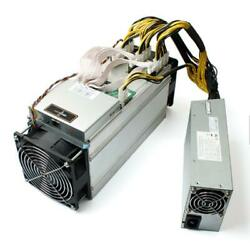 Bitmain Antminer L3 with Power Supply Scrypt LTC DOGE 504 MH s 220V $1549.00