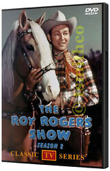 ROY ROGERS TV SHOW DVD COMPLETE SECOND SEASON 2 NEW $99.99