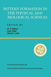 Pattern Formation in the Physical and Biological Sciences by H.F. Nijhout (Engli
