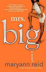 Mrs. Big by Maryann Reid (English) Paperback Book Free Shipping!