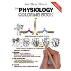 The Physiology Coloring Book: Physiology Coloring Book _p2 by Wynn Kapit (Englis