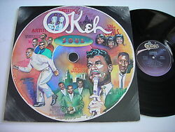 Various Artists Okeh Soul 1982 Double Stereo LP VG++ Butler Lance Opals