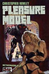Pleasure Model by Christopher Rowley (English) Paperback Book Free Shipping!