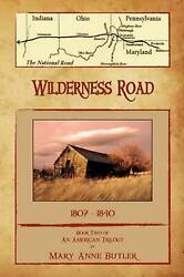 Wilderness Road by Mary Anne Butler (English) Paperback Book Free Shipping!