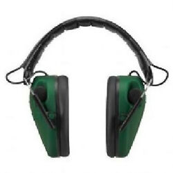 NEW Green Hunters Earmuffs.Headset Ear Protection.Gun Range Hearing Muff.Target. $45.00