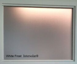 60quot; x 10 Feet Home Residential Commercial Window Tint White Frost Privacy