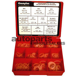 CHAMPION NYLON  DRAIN SUMP PLUG WASHERS ASSORTMENT KIT (160 Pieces) $131.29