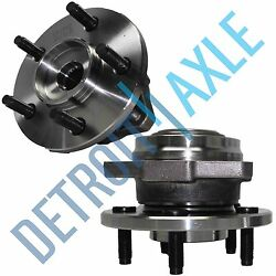 Front Wheel Bearing & Hub Set for 2002 2003 2004 2005 Jeep Liberty wo ABS