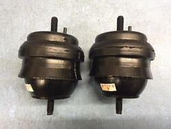 Hydraulic Front Left & Right Motor Mount 2PCS for 03-15 Cadillac SRX STS CTS $54.00