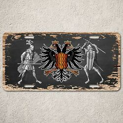 LP0245 Old Vintage Rustic Family CrestSign Auto License Plate Home Gift decor $16.95