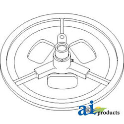 Compatible With John Deere SHEAVE ASSY AH146463 9660CTS (SN <705402, 460 MM O.D. $478.24