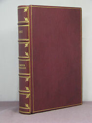 1st She by H Rider Haggard 1st state of 1st HB edition from 1887 full leather