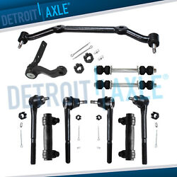 New 10pc Complete Front Suspension Kit for Chevy GMC Blazer S10 Jimmy 2WD $79.08