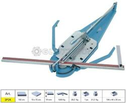 TILE CUTTER SIGMA 3P2K CM 102 MACHINE MANUAL PROFESSIONAL SERIE 3 KLICK KLOCK