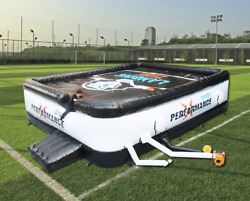 50'x50' Commercial Inflatable X Games Stunt Air Bag BMX Snowboard Extreme Sports
