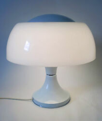 "60s space age lamp ""Home"" Gaetano Scolari Valenti desk light Lampe annees 60"