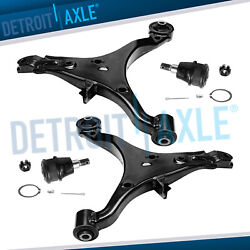 4pc Front Lower Control Arm Ball Joint 2002 2003 2004 2005 2006 Honda CR-V 2.4L