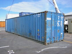 40ft Cargo Worthy Shipping Container in Salt Lake City UT