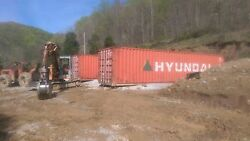 40ft HC Cargo Worthy Shipping Container in Salt Lake City UT