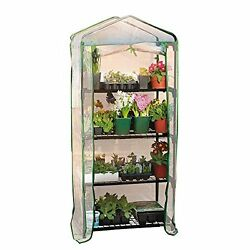 Mini Green House Home Compact Garden Gardening Plant Accessories Patio Deck NEW