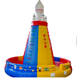 20x20x25 Commercial Inflatable Climbing Playground Bounce House Slide Obstacle $5,900.00