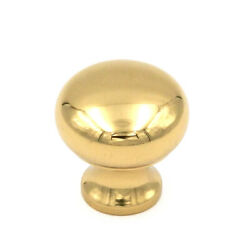 P9768 Polished Brass Solid Brass 34