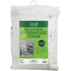 Best Garden Replacement Cover For Walk-In Greenhouse