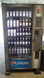 Beer Wine & Champagne Vending Machine 6oz 12 15 16 & 24oz Can & Bottles NEW