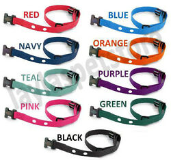 Underground Fence Nylon Replacement Dog Collar Petsafe all colors and sizes $11.69