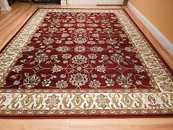 Large Traditional 8x11 Oriental Area Rug Area Rugs 5x8 Carpet 2x3 Living Room $99.98