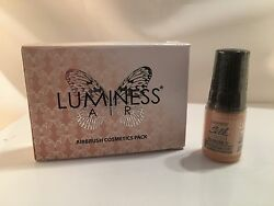 New Luminess AirStream Airbrush Makeup Silk Shade 3 Foundation .25oz Free Ship