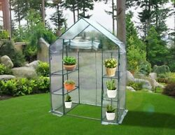 ON Sale! Quictent® New Mini High Quality 56 x29 x77 Portable Green House 6