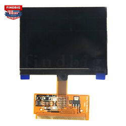 New Instrument Cluster LCD Display for AUDI A3 A4 A6 S4 B5 C5 Volkswagen Sharan $16.99