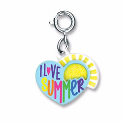 High Intencity Charm It I LOVE SUMMER For Bracelet Necklace NEW $5.99