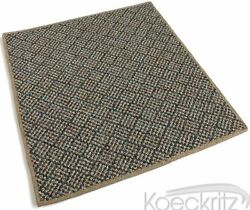 "Contour Bamboo Graphic Loop 18"" Thick 20 oz Indoor Outdoor Area Rug Carpet"