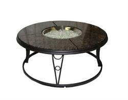 Outdoor GreatRoom Fire Pit Table CFP42-K