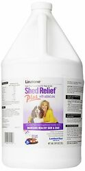 Lambert Kay Linatone Shed Relief SkinCoat Liquid Supplement for DogCat NEW