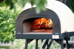 Wood Fired Pizza Oven made in Italy by Zio Ciro
