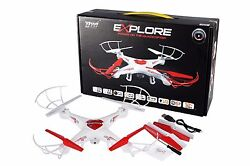 best Drone Quadcopter with camera 720p x6 dwi explore 360 flip $69.50