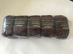 Cascade Rainbow Pima Cotton 50g Red Worsted new 10 skeins discontinued